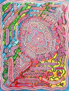 Artist Justin G. Page