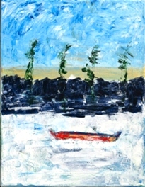 E. M. Courtemanche   The Artist From Northern Ontario
